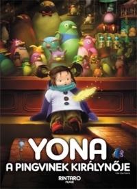 Yona, a pingvinek királynője DVD