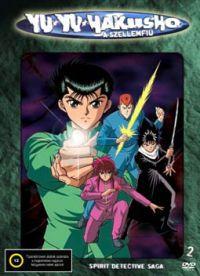 Yu Yu Hakusho - A szellemfiú - 2. DVD