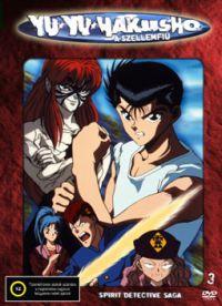 Yu Yu Hakusho - A szellemfiú - 3. DVD