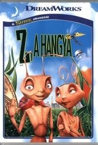 Z, a hangya DVD