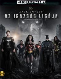Zack Snyder: Az Igazság Ligája (2021) (2 4K UHD) Blu-ray