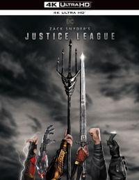 Zack Snyder: Az Igazság Ligája (2021) (2 4K UHD) - limitált, fémdobozos változat (steelbook) Blu-ray