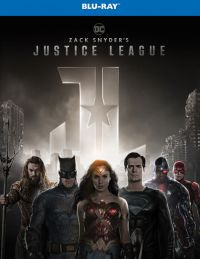 Zack Snyder: Az Igazság Ligája (2021) (2 Blu-ray) ) - limitált, fémdobozos változat (steelbook) Blu-ray