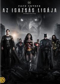 Zack Snyder: Az Igazság Ligája (2021) (2 DVD) DVD