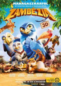 Zambézia (2D-s és 3D-s változat) DVD