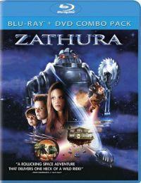 Zathura - Az űrfogócska Blu-ray
