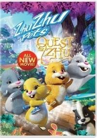 ZhuZhu Pets - Zhu-küldetés DVD