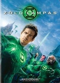 Zöld Lámpás DVD