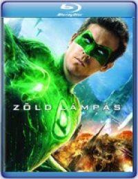 Zöld Lámpás Blu-ray