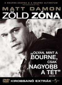 Zöld Zóna DVD