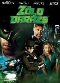 Zöld darázs DVD