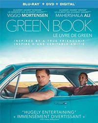 Zöld könyv Blu-ray