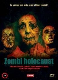 Zombi Holocaust DVD