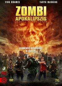 Zombi apokalipszis DVD