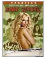Zombi sztriptíz DVD