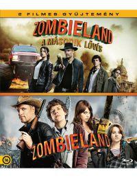 Zombieland 1-2. Blu-ray
