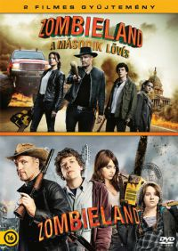 Zombieland 1-2. DVD