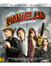 Zombieland (4K UHD+Blu-ray) Blu-ray