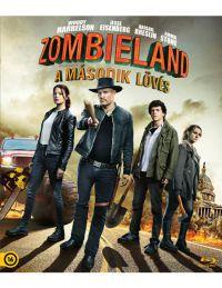 Zombieland: A második lövés Blu-ray