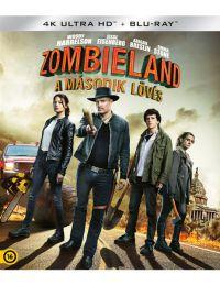 Zombieland: A második lövés (4K UHD + Blu-ray) Blu-ray