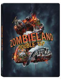Zombieland: A második lövés (4K UHD + Blu-ray) - limitált, fémdobozos változat (steelbook) Blu-ray