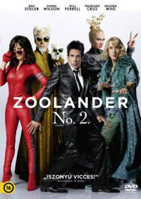 Zoolander 2. DVD