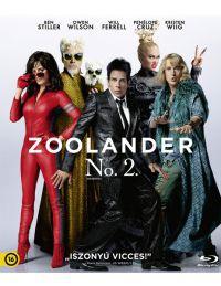 Zoolander No. 2. Blu-ray