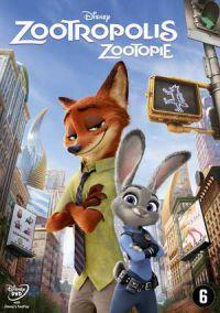 Zootropolis - Állati nagy balhé DVD