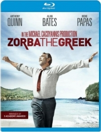 Zorba, a görög Blu-ray