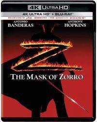 Zorro álarca (4K UHD+Blu-ray) Blu-ray