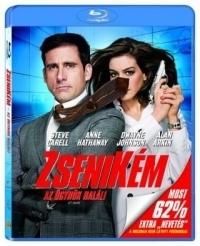 ZseniKém - Az ügynök haláli Blu-ray