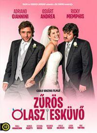 Zűrös olasz esküvő DVD