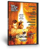 eXistenZ - Az élet játék DVD