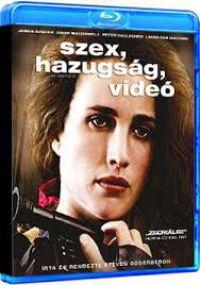 szex, hazugság, video Blu-ray