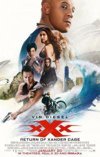 xXx: Újra akcióban DVD