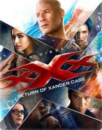 xXx: Újra akcióban Blu-ray