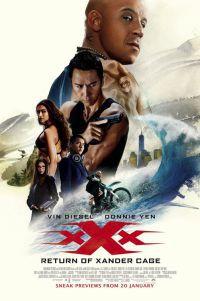 xXx: Újra akcióban 3D Blu-ray