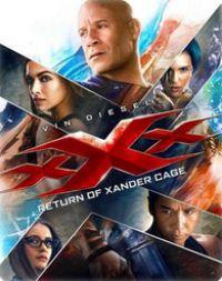xXx: Újra akcióban  (4K Blu-ray + BD) Blu-ray